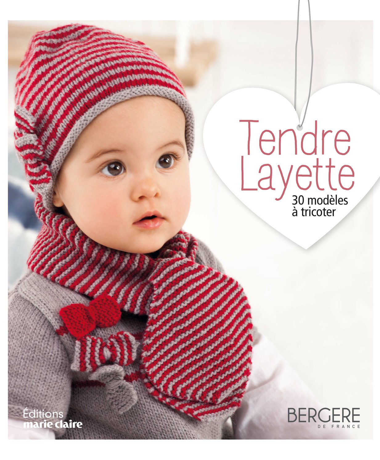 photo modele tricot layette marie claire
