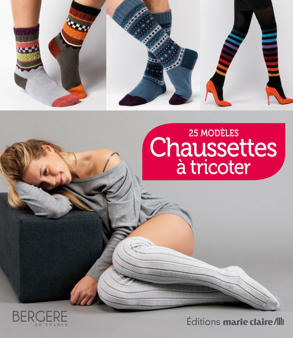 chaussettes a tricoter modeles
