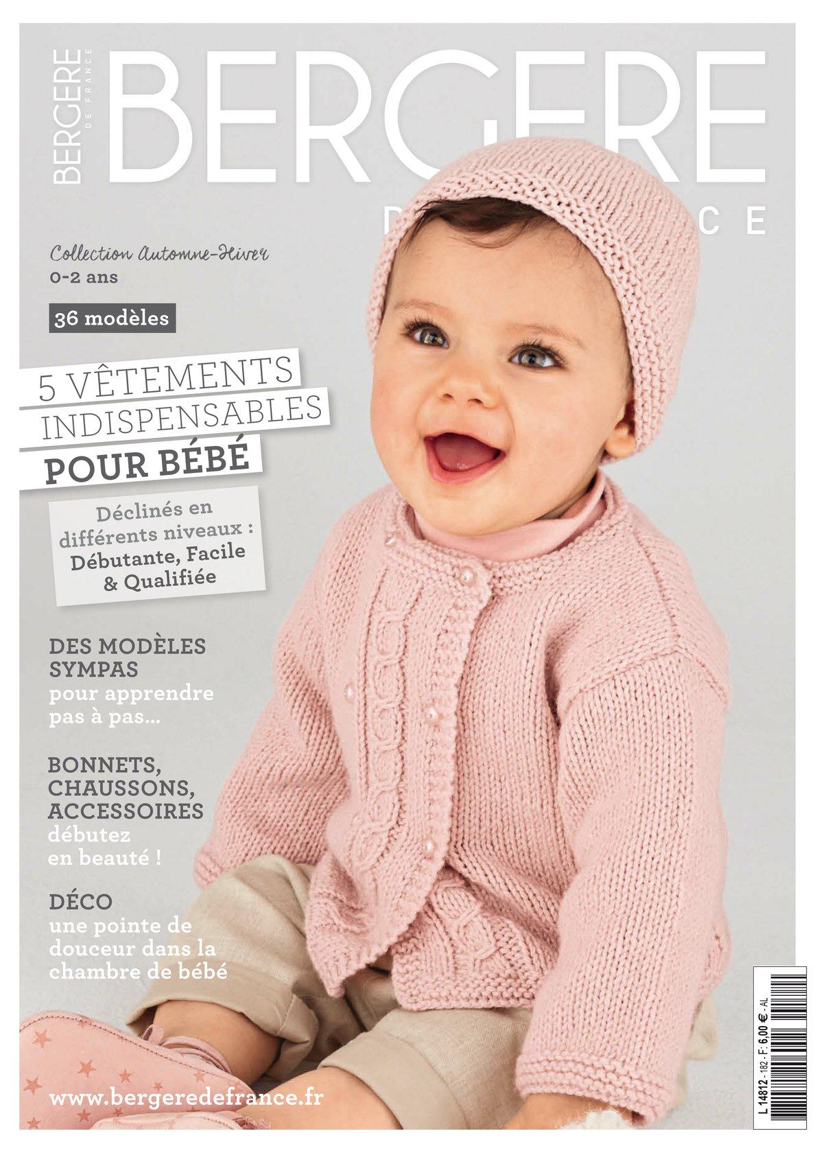 catalogue bergere de france